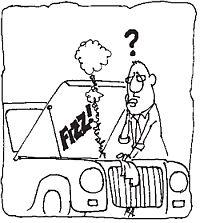 broken down car, funny limerick poem, funny limerick